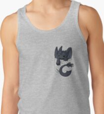 Is that a dragon in your pocket? Tank Top
