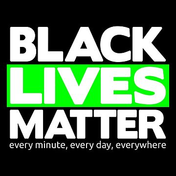 Black Lives Matter by mishki