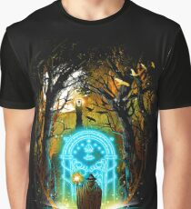 Book of Magic and Adventures Graphic T-Shirt