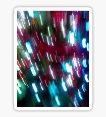 Blur colors  Sticker