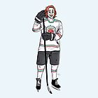 Hockey Haught by scarykrystal