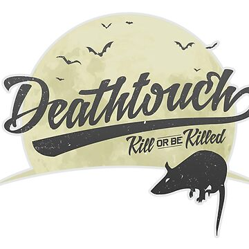 MTG - Magic the Gathering - Deathtouch - Archetype Logo by MerchForMagic