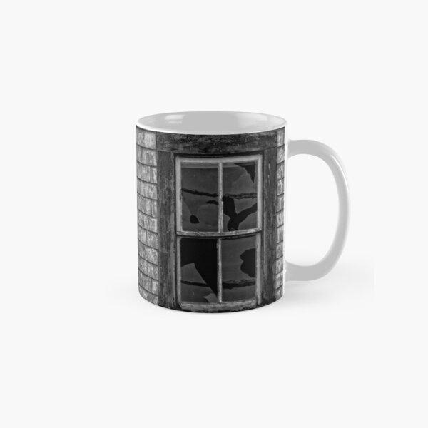 creepy windows Classic Mug