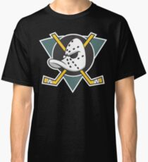 Mighty Ducks of Anaheim Movie NHL Hockey League Classic T-Shirt