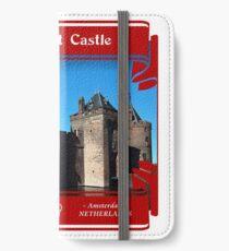Muiderslot Castle of Amsterdam iPhone Wallet/Case/Skin