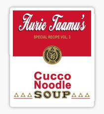 Cucco Noodle Soup Sticker