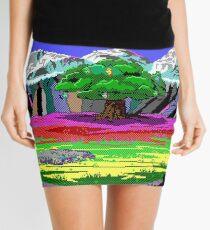 Erana's Peace Mini Skirt