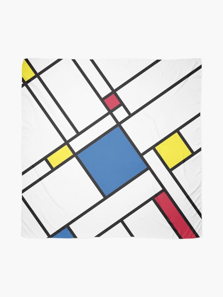 Alternate view of Bauhaus Scarf