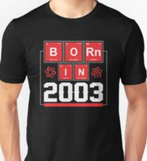 Science Birthday Shirts for Ages 14 T-Shirt
