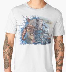 Battle of Hoth Men's Premium T-Shirt