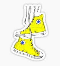 All Star (Yellow) Sticker