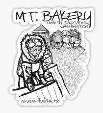 Mount Bakery Summit Sweetness Sticker