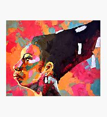 Keeper of The Flame - Nina Simone Photographic Print