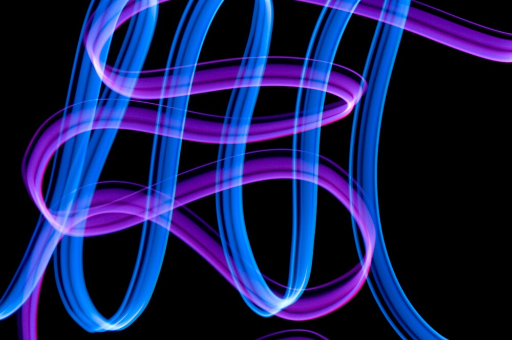 abstract light 6 by luisfico