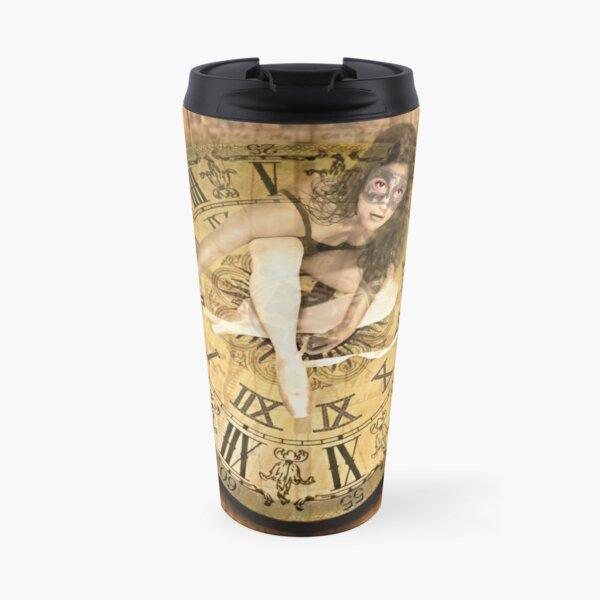 """Carnival of Time"" Travel Mug"
