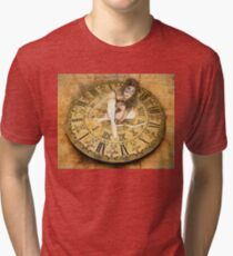 """Carnival of Time"" Tri-blend T-Shirt"
