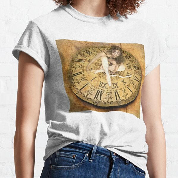 """""""Carnival of Time"""" Classic T-Shirt"""