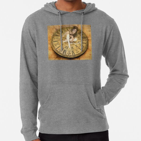 """""""Carnival of Time"""" Lightweight Hoodie"""