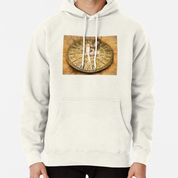 """""""Carnival of Time"""" Pullover Hoodie"""