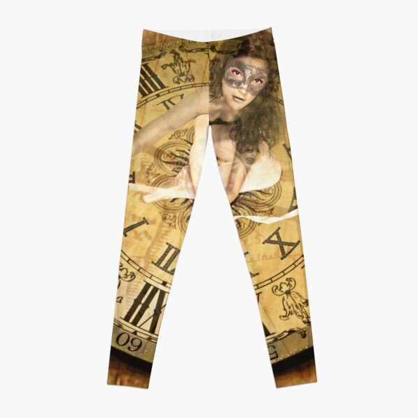 """Carnival of Time"" Leggings"