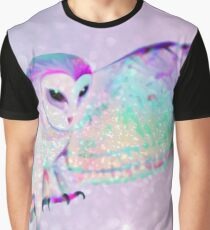Majestic Owl Graphic T-Shirt