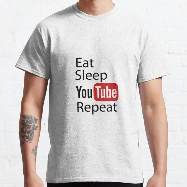Youtube repeat Classic T-Shirt