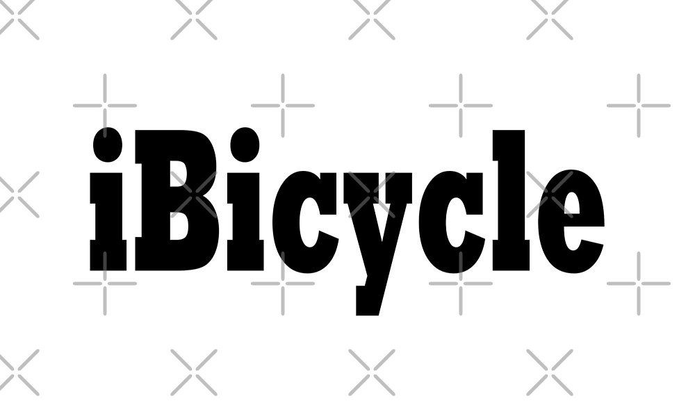 I Bicycle - Funny Bicycle T Shirt  by greatshirts