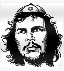 Jew Guevara Poster