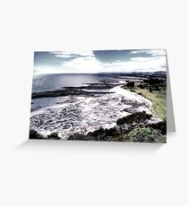 Wynyard Sands Greeting Card