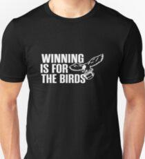 Winning Is For the Birds Philavania Philadelphia Eagles Unisex T-Shirt