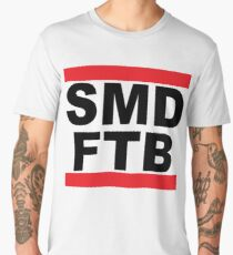 SMD FROM THE BACK (FTB) - Desus & Mero Men's Premium T-Shirt