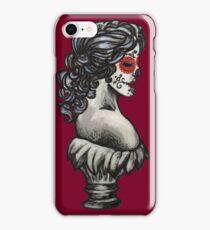 Sugar Skull Sweetheart iPhone Case/Skin