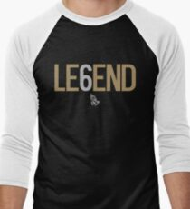 Drake Legend Six 6 OVO  Men's Baseball ¾ T-Shirt