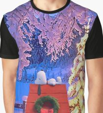 christmas snoopy dreams Graphic T-Shirt