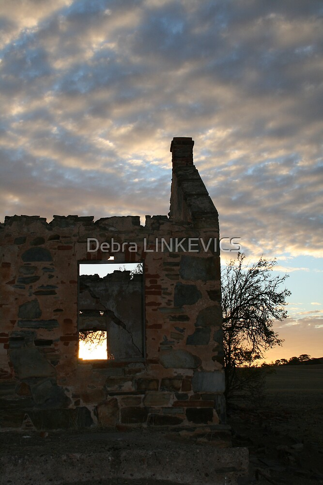 ~If Only Walls Could Talk~ by Debra LINKEVICS