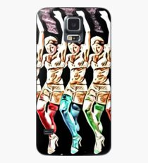 Vaudeville Dance Case/Skin for Samsung Galaxy