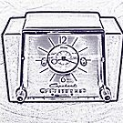The Old Clock Radio by MichelleR