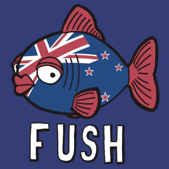 TShirtGifter presents: Fush