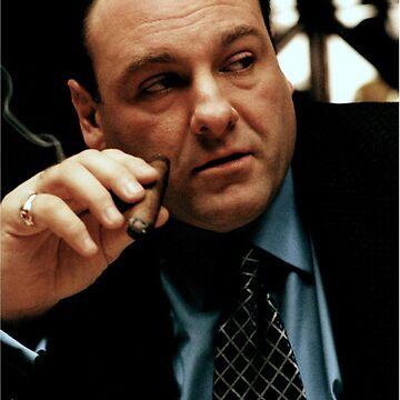 Tony Sopran #Gangster von powr13