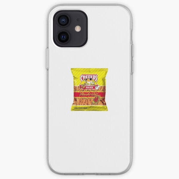 Chesters Fries iPhone Soft Case