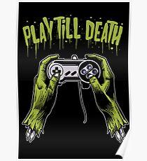 Play Till Death Poster