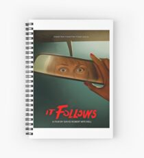 it follows Spiral Notebook