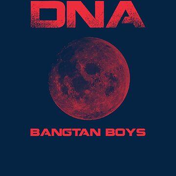 KPOP BTS BANGTAN BOYS SONG: DNA by LySaVN