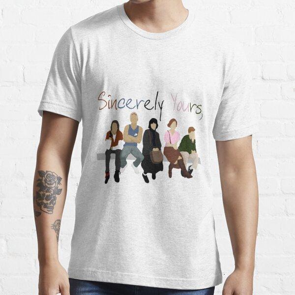 Mit freundlichen Grüßen The Breakfast Club Essential T-Shirt