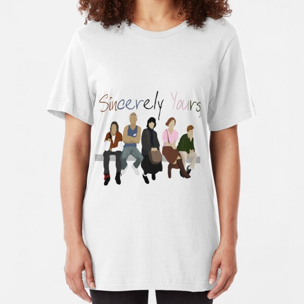 Sinceramente suyo, The Breakfast Club Camiseta ajustada