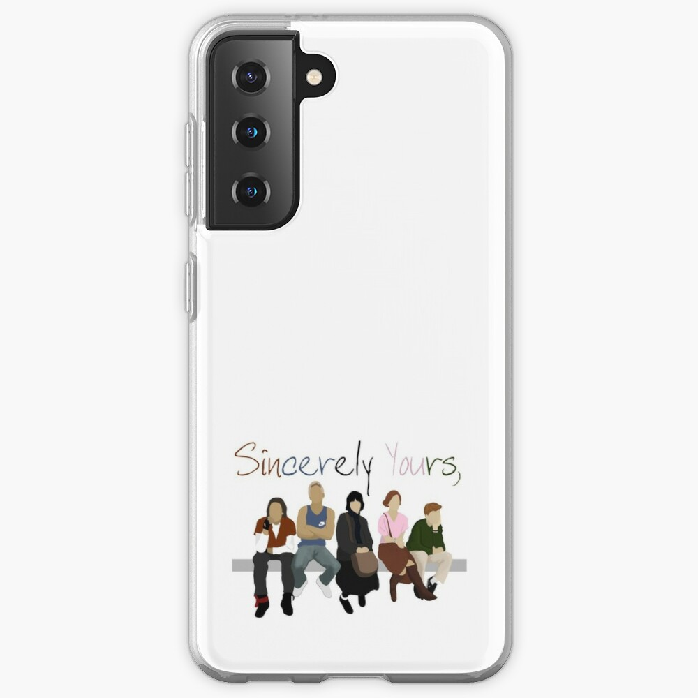Sincerely Yours, The Breakfast Club Case & Skin for Samsung Galaxy