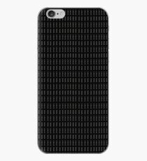 F**k you as seen by mcgregor pinstripe suit iPhone Case