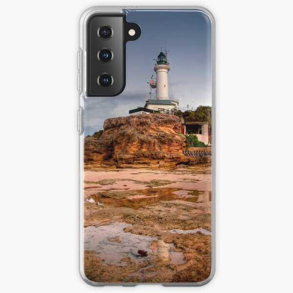 Point Lonsdale Lighthouse, Victoria Samsung Galaxy Soft Case