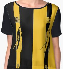 Kill Bill V3 Chiffon Top