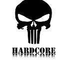 Hardcore Music by marodesign